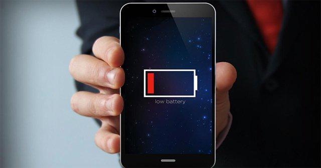 Đọ pin 12 smartphone cao cấp