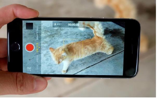 Ghi những đoạn video slo-mo (slow motion) mẹo hay trên iPhone 5s