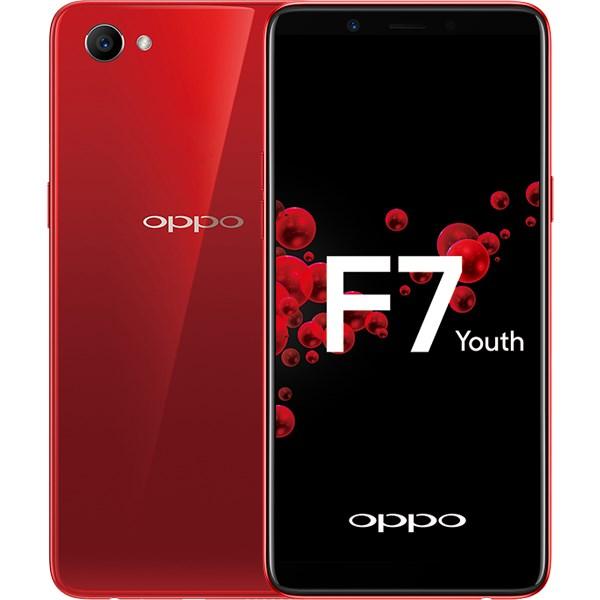 Sản phẩm oppo F7 Youth ra mắt thị trường