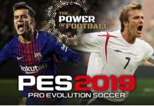 pes 2019 công bố cấu hình PC