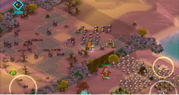 Barbearian (iOS) loại game giúp thư giãn vào dịp cuối tuần