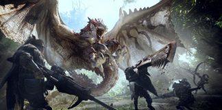 Game monster hunter chính thức ra mắt trên PC