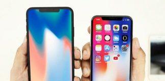 Doanh thu apple tăng nhanh nhờ iphone X