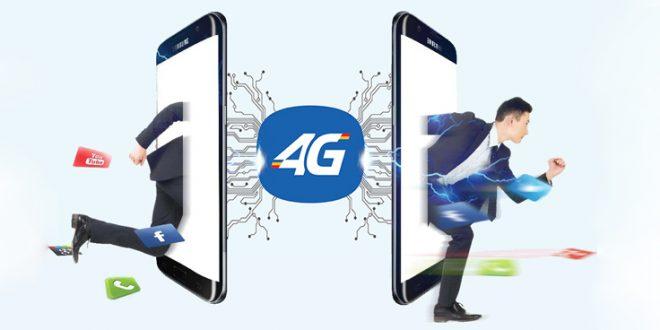 Lưu lượng mạng 4G thấp ảnh hưởng tới nhu cầu người dùng