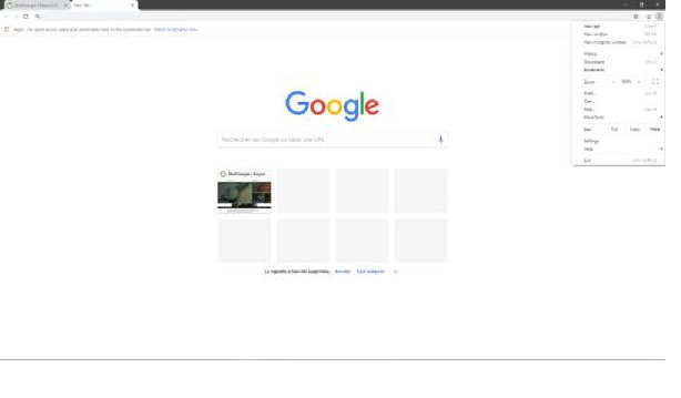 Mẹo làm mới trình duyệt google và chorme