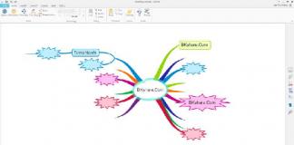 Phần mềm vẽ sơ đồ tư duy miễn phí trên máy tính
