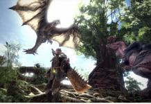 Những điều cần biết khi săn quái vật trên Monster Hunter World