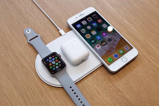 Apple ra mắt bộ sạc không dây AirPower đa năng