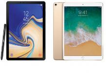 Samsung Galaxy Tab S4 và Apple iPad Pro nên chọn sản phẩm nào?