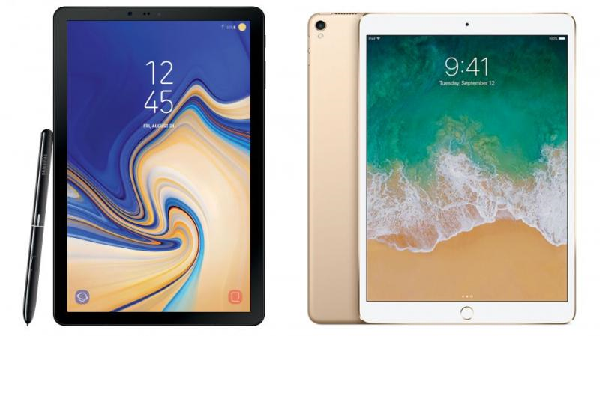So sánh Samsung Galaxy Tab S4 và Apple iPad Pro