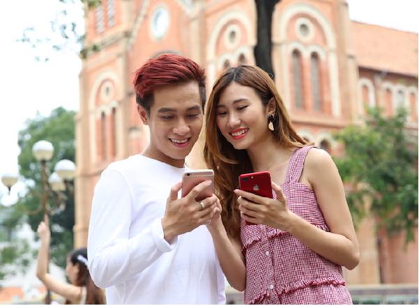 Vinaphone ra mắt cặp đôi đầu số dành riêng cho cặp đôi