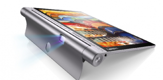 Review máy tính bảng để bàn Lenovo YOGA Tablet 2 Pro