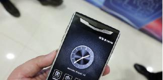 Chiếc điện thoại siêu bảo mật thông minh của Viettel lần đầu hé lộ