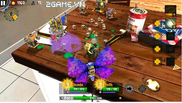 Bug Heroes 2 hấp dẫn, với chế độco-op lôi cuốn