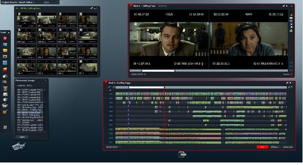 Phần mềm edit video Lightworks miễn phí