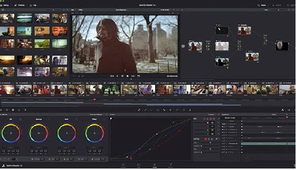 Phần mềm edit video DaVinci Resolve miễn phí chuyên nghiệp