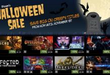 Steam Halloween Sale và hàng loạt game khác được nhà điều hành cân nhắc