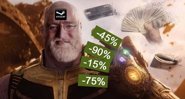 Steam Halloween Sale ấn định ngày mở cửa trong năm 2018