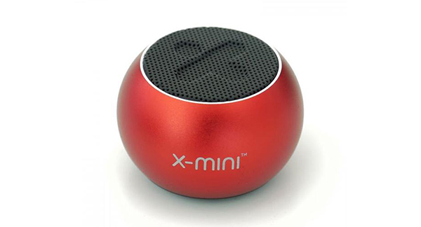 Loa X-Mini Click 2 với thiết kế nhỏ gọn, âm thanh lớn