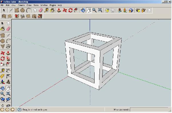 Phần mềm vẽ 3d đơn giản tiện dụng trên máy tính