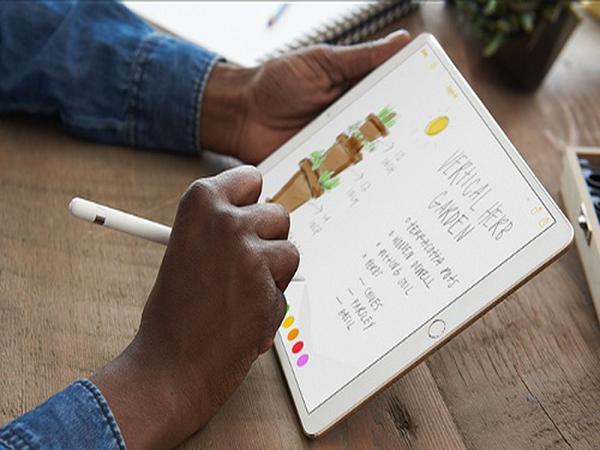 Apple chính thức ra mắt iPad Pro, khẳng định tầm nhìn xanh