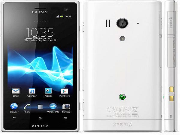 Điện thoại chống nước, kháng bụi Sony Acro Sgiá tốt