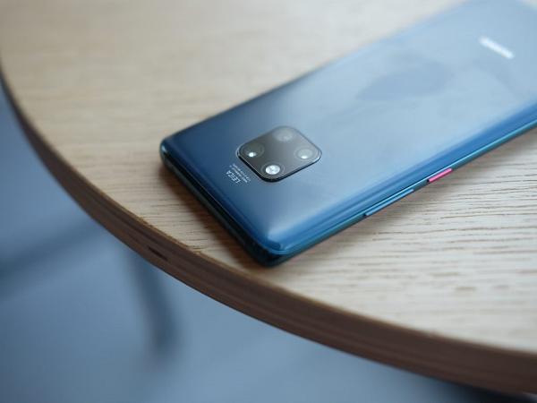 Huawei Mate 20 Pro - mẫu sản phẩm có sự khác biệt lớn