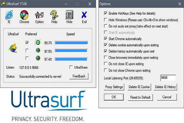 Phần mềm fake Ip miễn phí tốt nhất hiện nay
