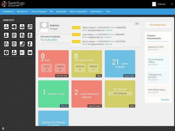 Phần mềm quản lý nhân sự tốt nhất hiện nay
