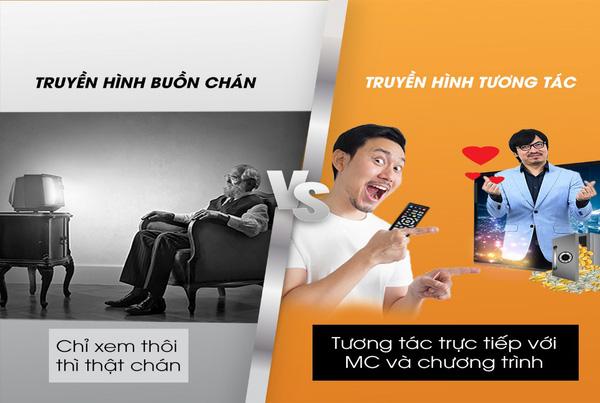 Xu hướng xem truyền hình của người Việt dần thay đổi