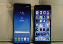Galaxy note 8 và iphone 7 plus đồng loạt giảm sâu