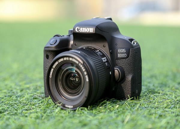 Canon 550D hiệu năng máy tốt, chất lượng ảnh tuyệt