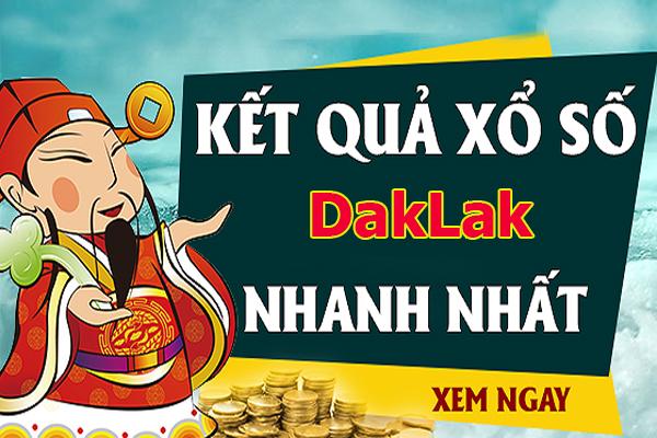 Dự đoán kết quả XS Daklak Vip ngày 02/07/2019