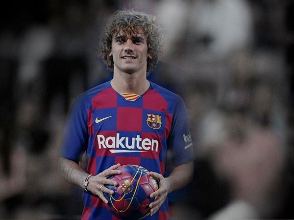 Griezmann có cơ hội khoác áo số 7 tại Barca mùa này