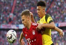 Điểm sáng hiếm hoi của Bayern chính là Kimmich