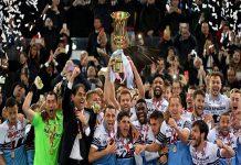 Lazio vô địch Coppa Italia chỉ trong 8 phút