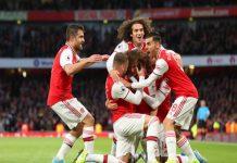 Arsenal mất 3 điểm theo kịch bản không tưởng