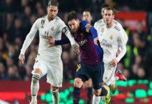 """""""Siêu kinh điển"""" Real - Barca bị hoãn"""