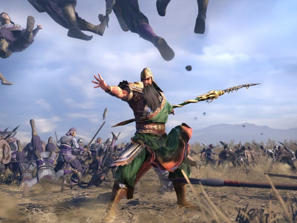 Trải nghiệm Dynasty Warriors 9 - game hay series Tam Quốc