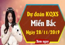 Soi cầu kqxsmb ngày 28/11 từ các cao thủ
