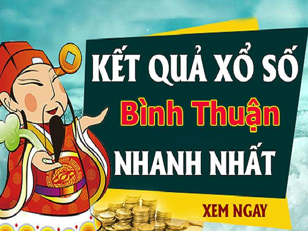 Dự đoán xổ số Bình Thuận Vip ngày 21/11/2019