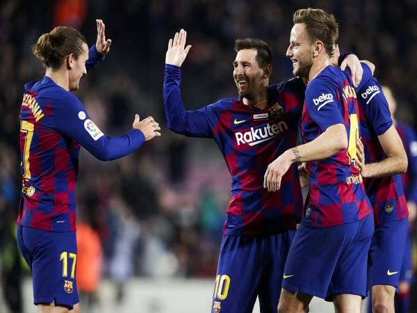 Barcelona độc chiếm trời Âu