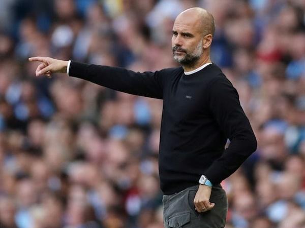 HLV Guardiola báo tin sốc về kế hoạch chuyển nhượng của Man City