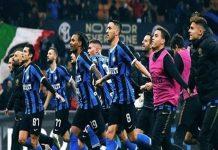 Inter Milan lùi 2 bước để tiến 1 bước