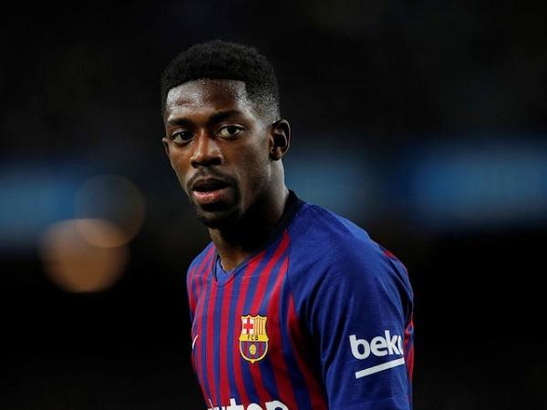 Bóng đá quốc tế sáng 24/3: Barca đã quyết định tương lai cho Dembele