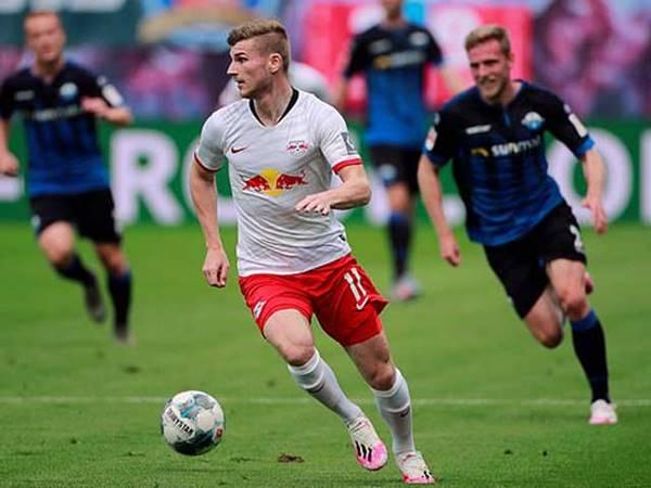 RB Leipzig – Paderborn: Sững sờ phút cuối