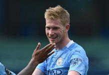 Bóng đá quốc tế tối 31/7: De Bruyne được bầu chọn xuất sắc nhất mùa