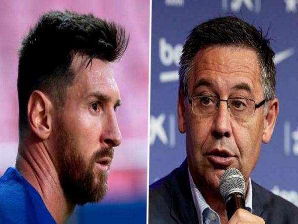 Tin thể thao chiều 27/10: Chủ tịch Barca giải thích lý do phải giữ chân Messi