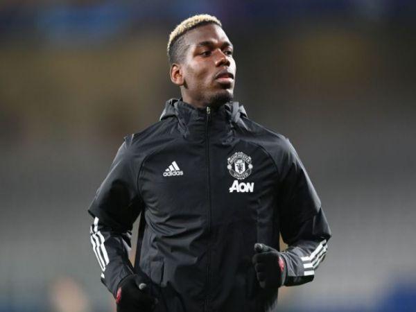 Bóng đá QT chiều 25/11: Paul Pogba tiếp tục vắng mặt khó hiểu