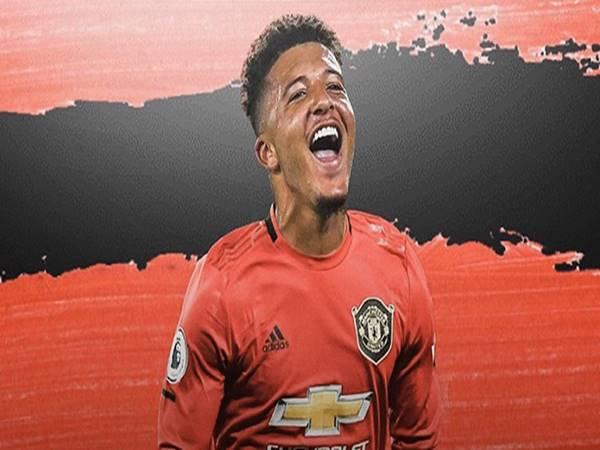 Bóng đá Quốc tế chiều 22/12: MU trả giá 80 triệu bảng cho Sancho
